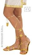 Gold Sandles