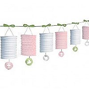 Communion Lantern Garland
