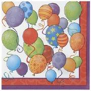 Birthday Balloon Paper Napkins