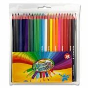 24Pk WOC Colouring Pencils