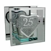 25th Anniversary T-Lite Holder