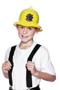 Fireman Plastic Hat