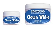 Clown White Facepaint