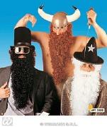 Black Maxi Beard