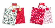 2 Pack Of Christmas Bags