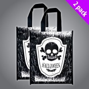 2Pk Trick or Treat Bags