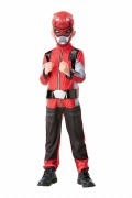 Red Beast Morpher Costume