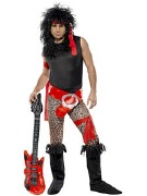 Super Rock Star Costume