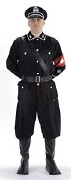 Gestapo Officer Costume