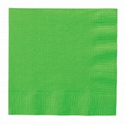Lime Green Paper Napkins