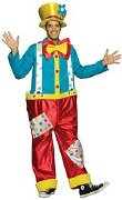 Polka Dot Clown Costume