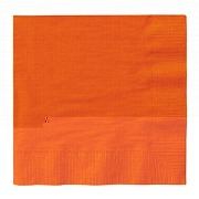 Pumpkin Orange Napkins