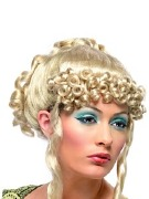 Greek Goddess Wig with Ringlet