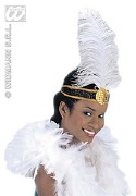 White Charleston Headband