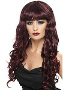 Siren Deep Purple Wig