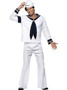 Navy Village People Costume