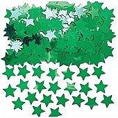 Green Stardust Confetti