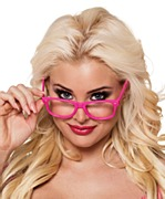 4 Pack Of Pink Glasses