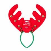 Holly Reindeer Antlers