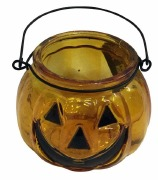 Pumpkin T-Light Holder