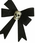 LED Skeleton Bow Decoration
