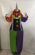 170cm Standing Horror Clown