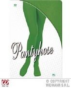 Plus Size Green Tights