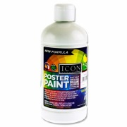500ml White Poster Paint