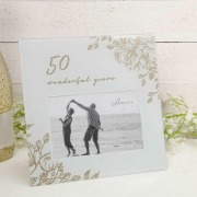 50 Wonderful Years Frame