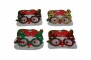 50Pk Assort Christmas Glasses