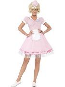 50s Dinner Girl Costume