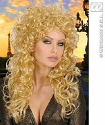 Blonde Attractive Wig