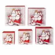 5 Christmas Gift Boxes