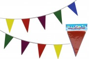 5 Colour Flag Bunting