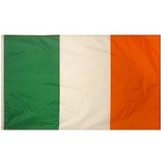 5 Foot Irish Flag