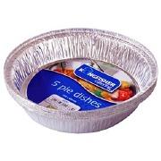 5PK Foil Pie Dish