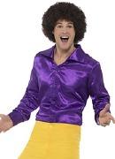 60's Purple Shirt