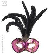 Glitter Pink Eyemask