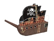 Pirate Ship Pinata
