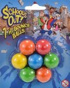 7pk Bouncy Balls