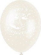 30th Anniversary Balloons