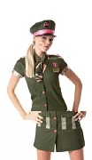 Sgt Lust Costume