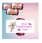 9 Confirmation Girl Lovehearts