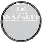 Dark Grey Snazaroo Face paint