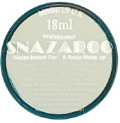 Pale Green Snazaroo Face Paint