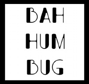 6Pk Bah Hum Bug Beer Labels
