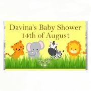 7PK Baby Shower Chocolates