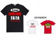 Corona Christmas T-Shirt