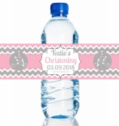 4PK Christen Girl Bottle Label