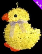 Tinsel Chick Plaque